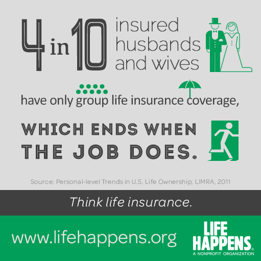 group life insurance isn't enough