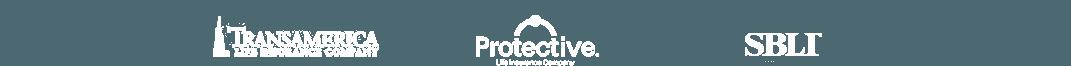 Transamerica, Protective Life, SBLI