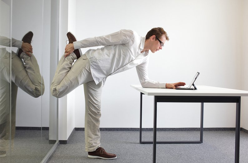 Exercises You Can Do at Work