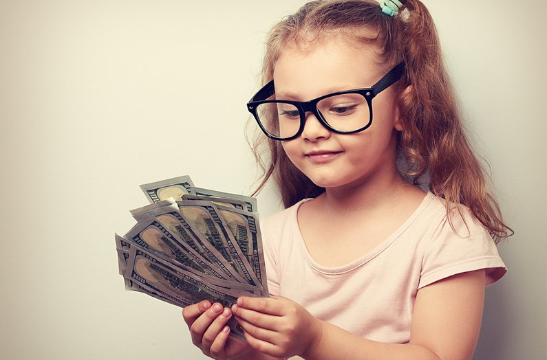Back to School: Teaching Young Children About Money