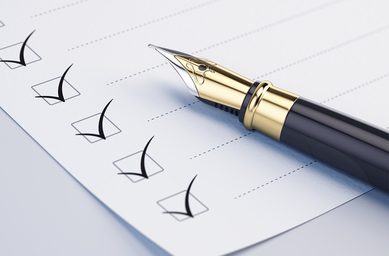 A Basic Estate Planning Checklist