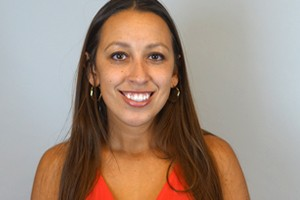 Headshot of Natasha Cornelius, a life insurance writer, for Quotacy, Inc.