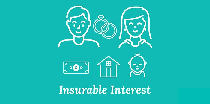 slide illustrating married couples with insurable interest