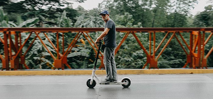 Do Electric Scooters Affect Buying Life Insurance?