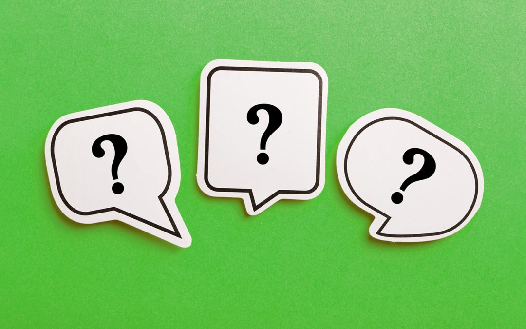 image of question marks for Quotacy blog Quick Q: how much term coverage do I need