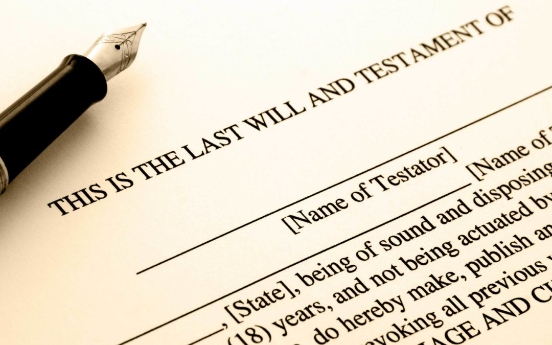 writing last will and testament for Quotacy blog do I need a will